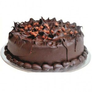 Choco Rock Fresh Cream Cake