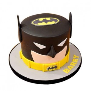 Batman Mask Cake