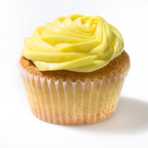 Lemon Cupcakes 6 Pcs